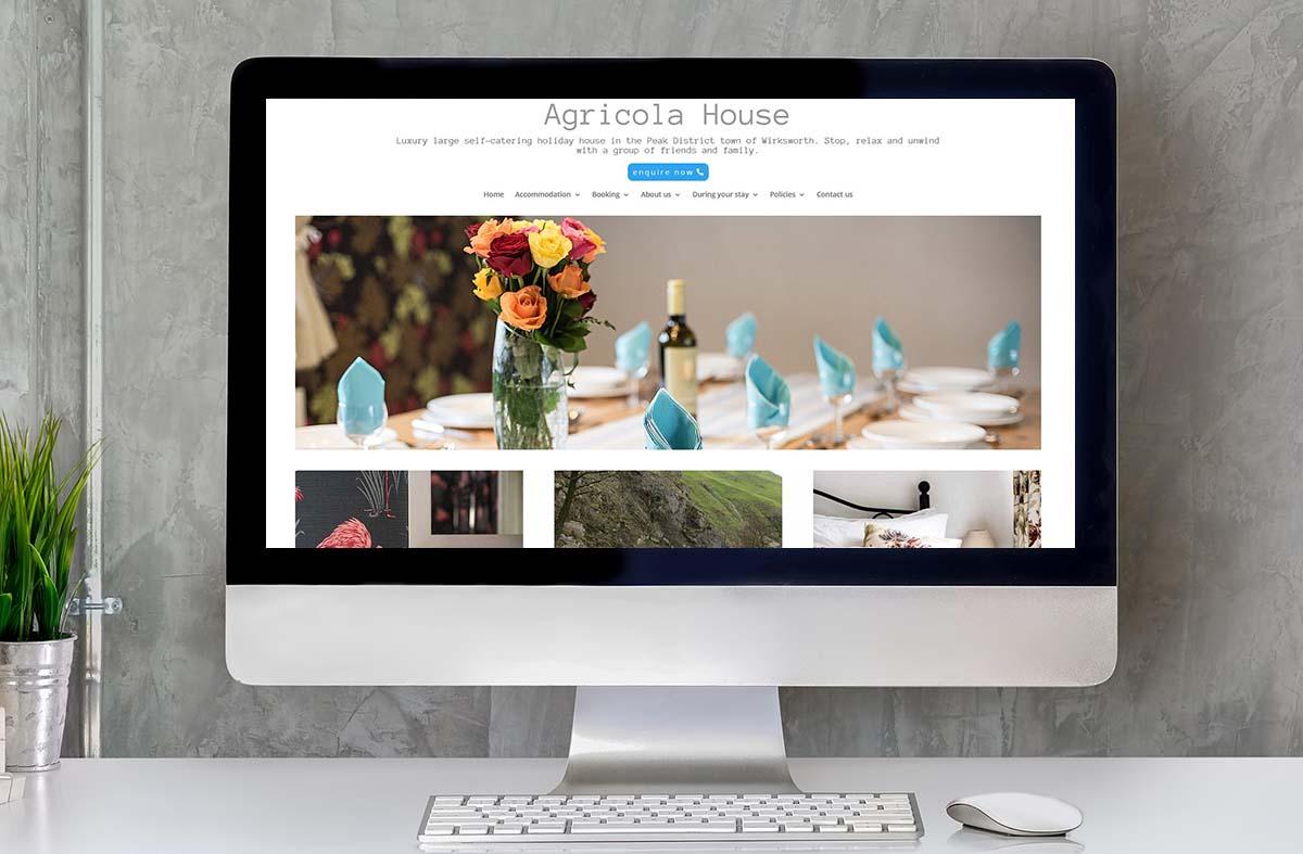 Agricola House website
