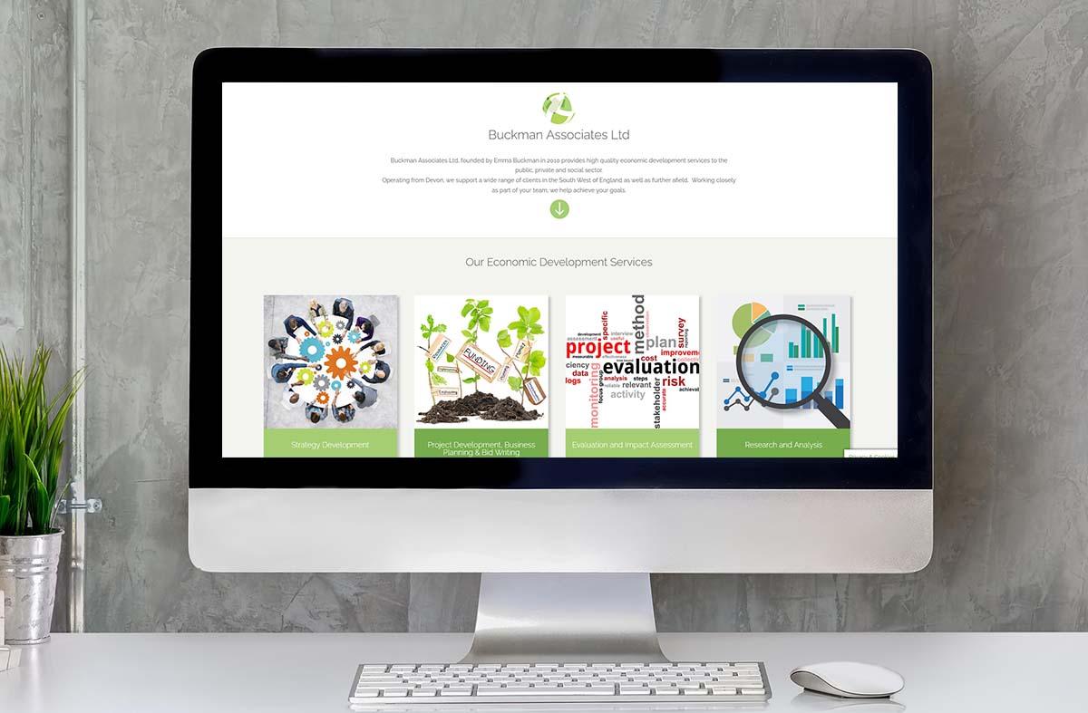 Buckman Associates website