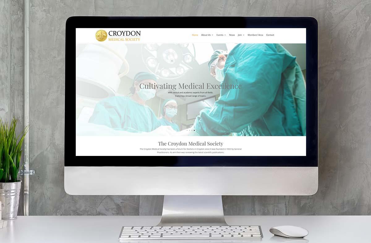 The Croydon Medical Society Website