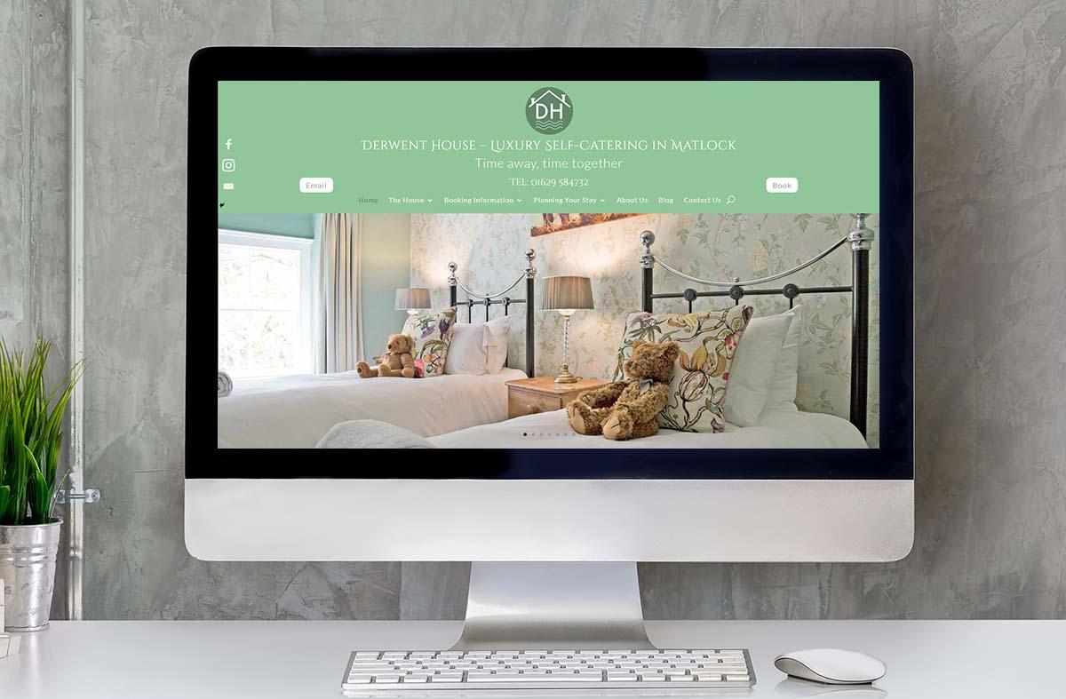 Derwent House website