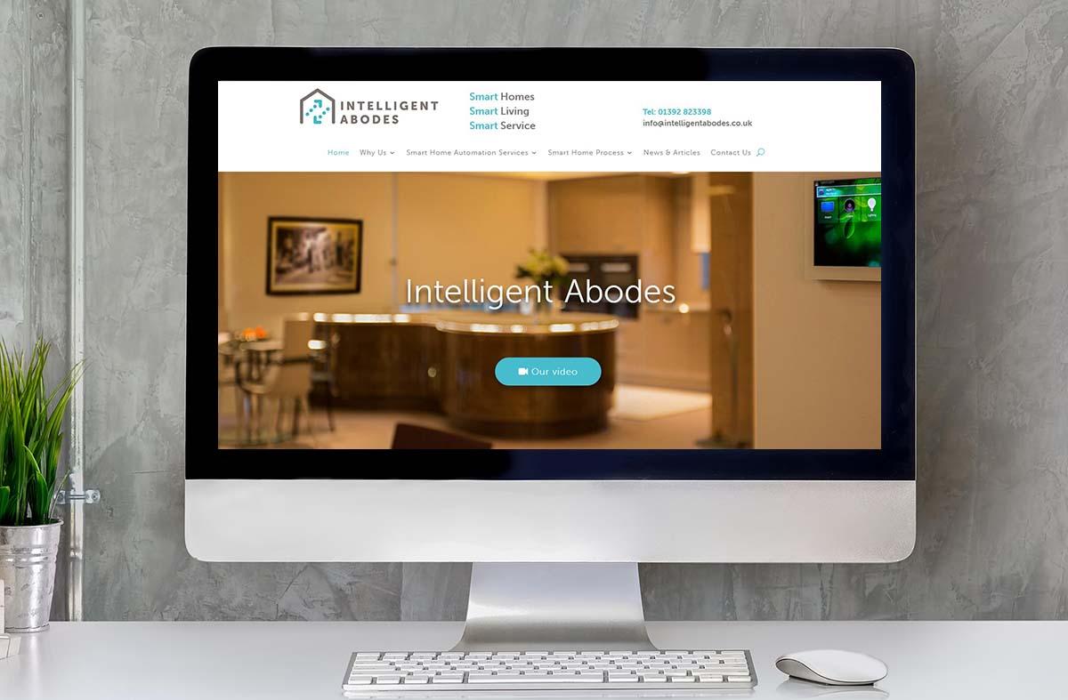 Intelligent Abodes website