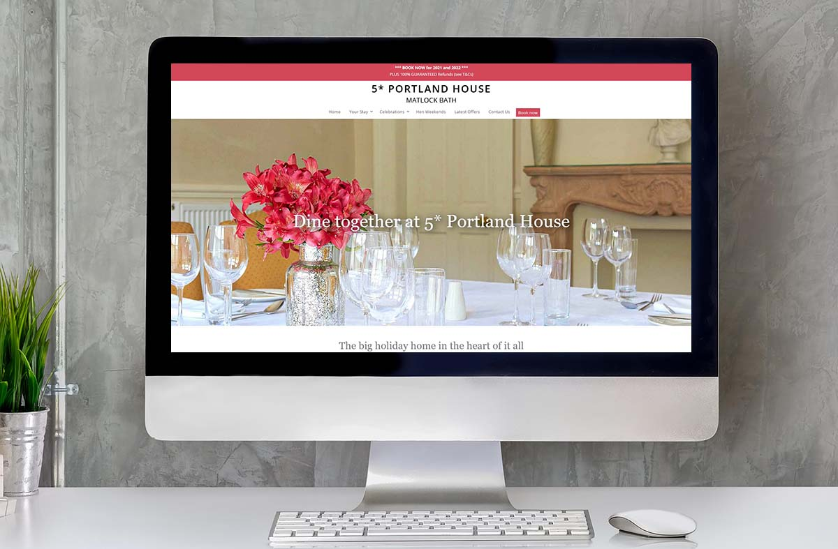 My Country Houses website